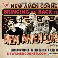 New Amen Corners Bringing On Back The 60s