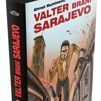 Promocija stripa Valter brani Sarajevo