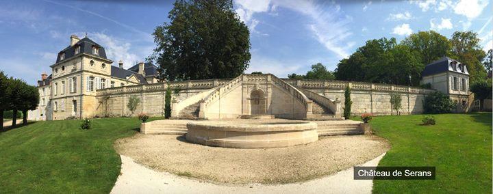 covoit mariage syb graud chteau de serans at 1 rue de lcole 95420 magny en vexin france val doise - Chateau Mariage Val D Oise