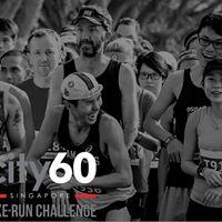 City60 Bike-Run Challenge 2017