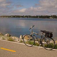 Sierra Club Adventure East Bay Bike Path