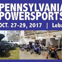 Pennsylvania Powersports Show 2017