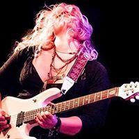 Chantel McGregor (UK) - kytarov senzace na Ramp
