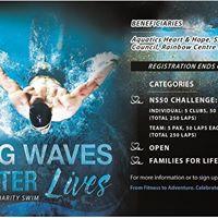 Swim for Hope 2017