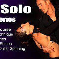 Salsa Solo Workshop Series