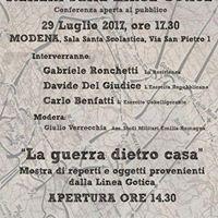 Italiani sulla Linea Gotica - La guerra dietro casa