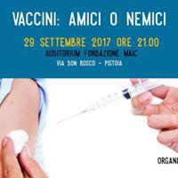 Vaccini amici o nemici