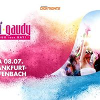 HOLI GAUDY - colour your day - Frankfurt  Offenbach
