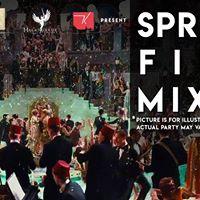 Spring Film Mixer