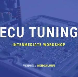 ECU Tuning Intermediate Workshop Bengaluru