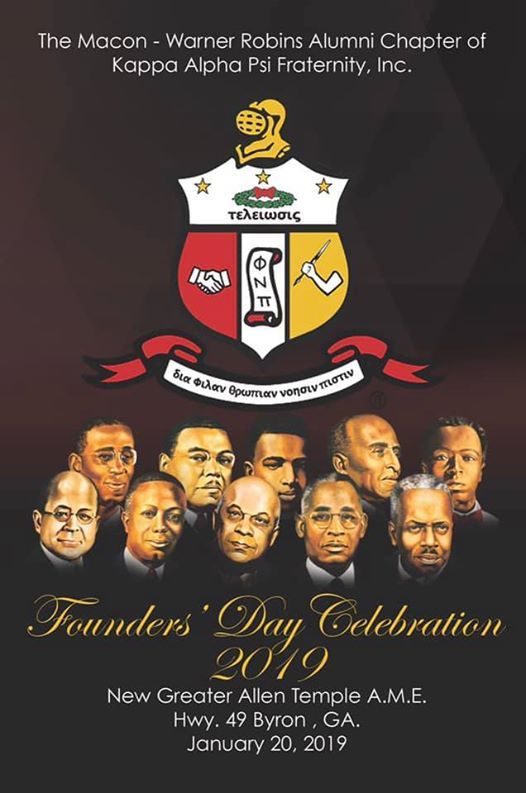 Founders Day Observance 2019
