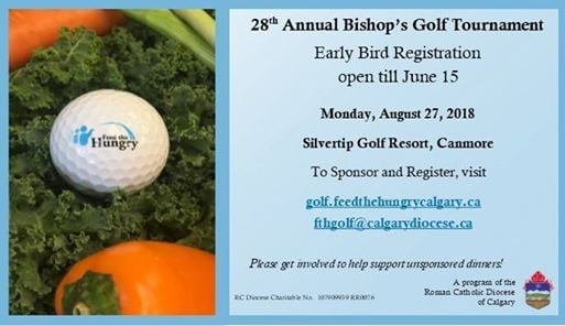 Bishops Golf Tournament