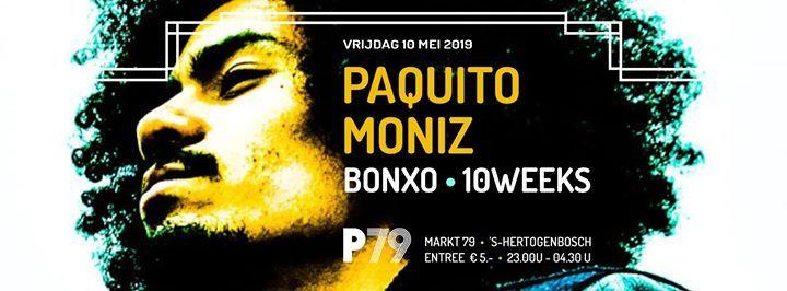 TEUT met Paquito Moniz Bonxo en 10Weeks