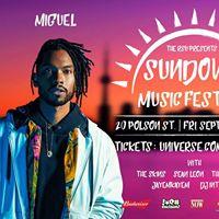 Sundown Toronto Music Festival