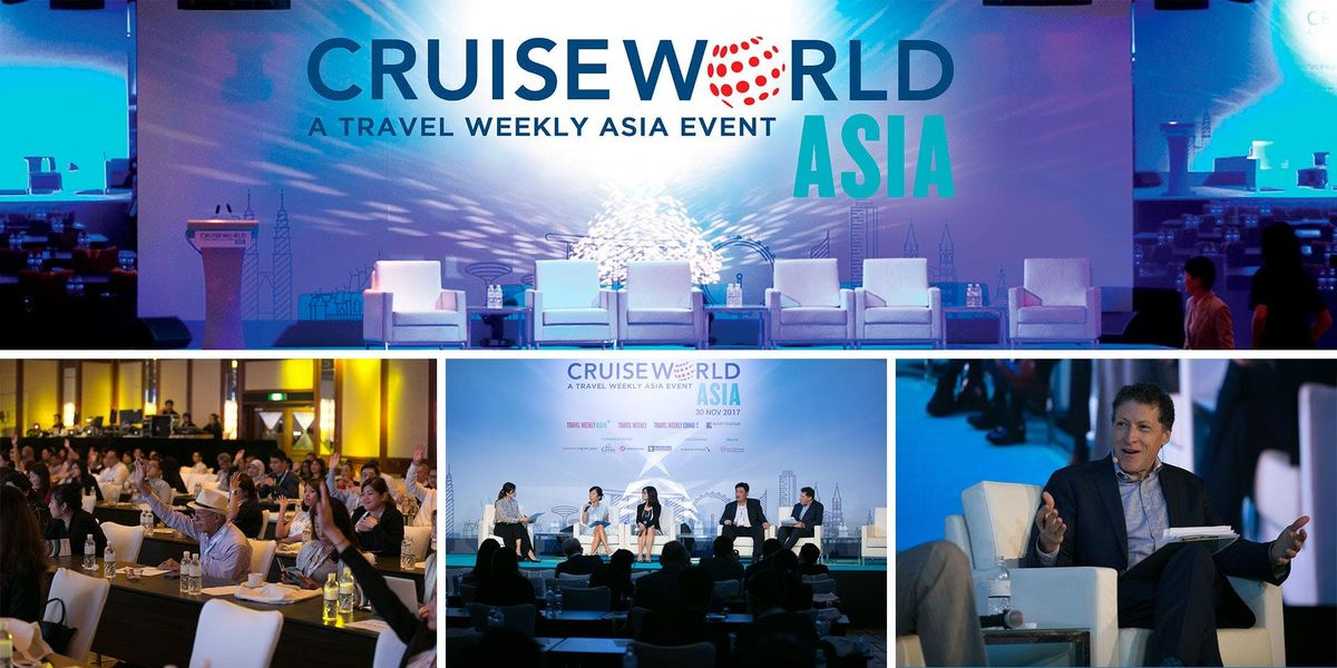 CruiseWorld Asia 2018