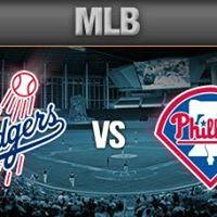 Dodgers VS Phillies - Baseball For Burrito Project Fundraiser