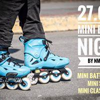 Mini Battle Night By NMRoller