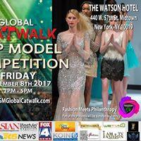 SMGlobal Catwalk TOP MODEL - USA Finals