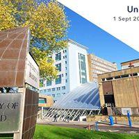 University of Bradford visiting at SI-UK Bangalore