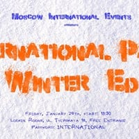 International Party - Winter Ed.