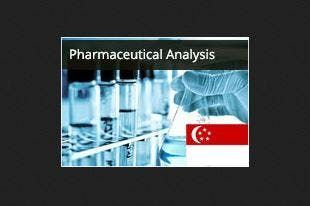 Pharmaceutical Analysis for Small Molecules and Regulatory Requirements (com) A