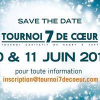 Tournoi 7 de Coeur 2017