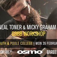 GBBB Workshop Feat. Neal Toner and Micky Graham