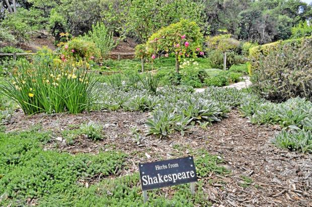 The Shakespeare Garden: Whats Happening in Gardening at Los Angeles ...
