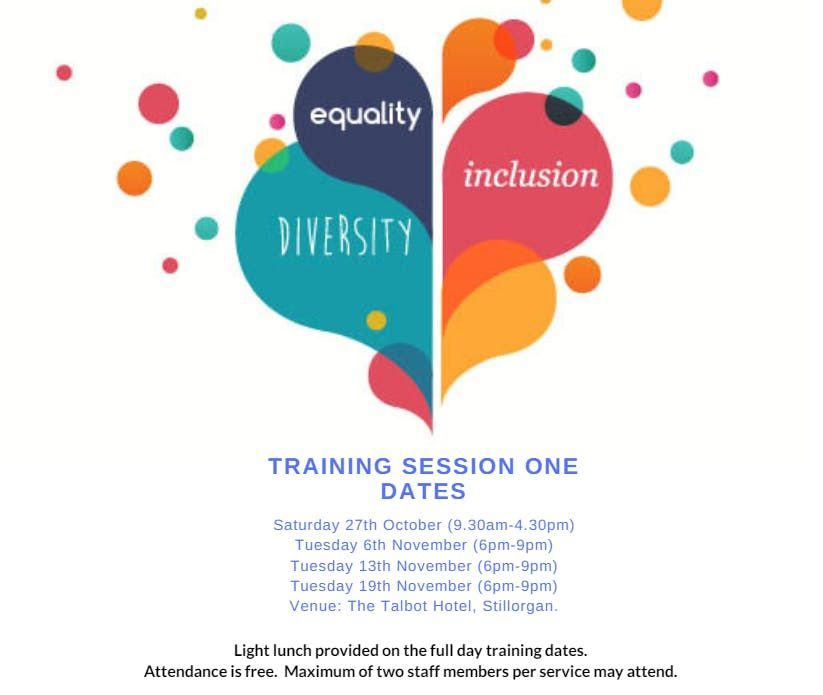 Equality Diversity & Inclusion Training Set Two