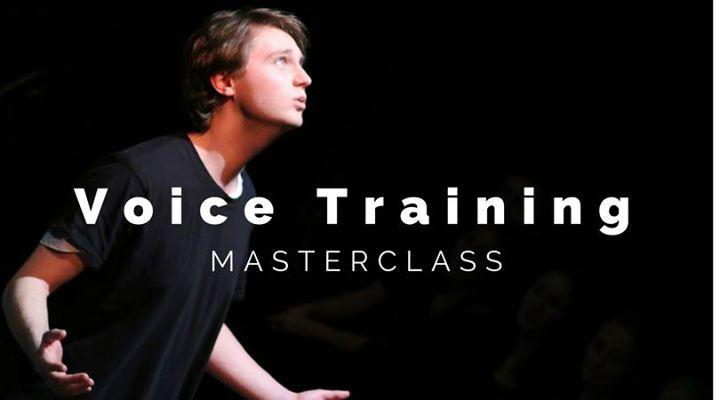 Voice Training Masterclass