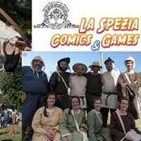 Arcieri dello Spino Fiorito a La Spezia Comics and Games 2017