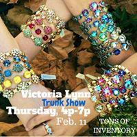 Victoria Lynn Jewelry Trunk Show