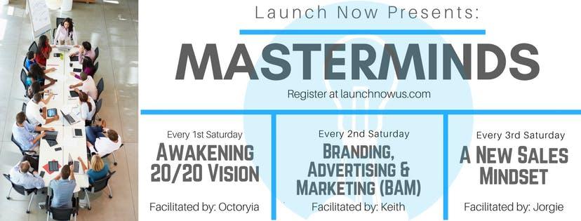 BrandingAdvertisementMarketing - Mastermind Group