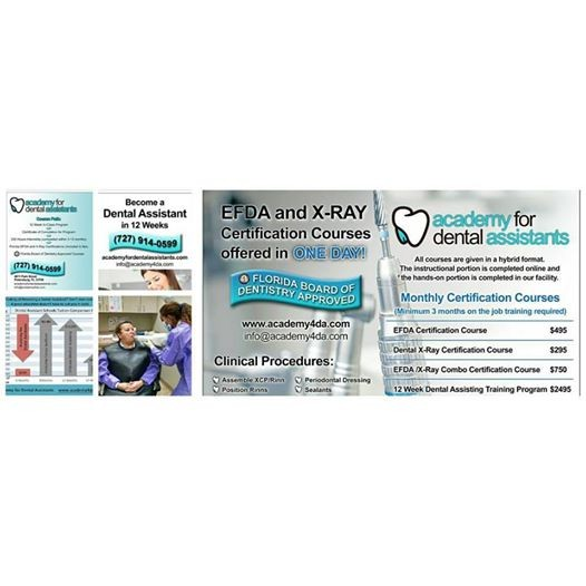 12 Week Dental Assistant Training Program Florida