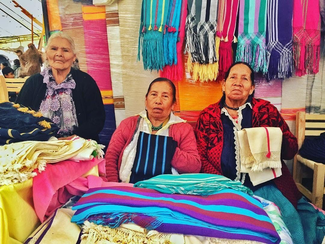 Rebozo Mexicano Mesoamerican history and uses OH