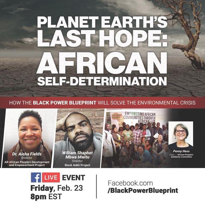 Planet earths last hope african self determination at black power planet earths last hope african self determination malvernweather Gallery