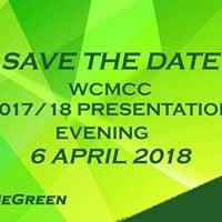 Save the Date WCMCC 1718 Senior Presentation Evening