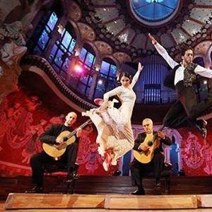 Barcelona Guitar Trio &amp Dance