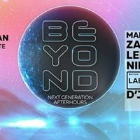 Beyond afterhours at Fire Sunday 22nd January 4am - Midday