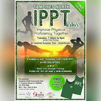 IPPT Programme Launch