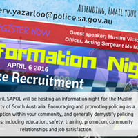 6th april events in adelaide for 108 north terrace adelaide sa 5000