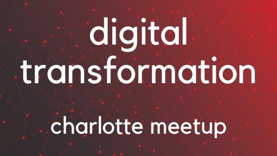 Digital Transformation Meetup