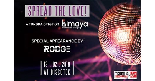 Spread the love with himaya this Valentines
