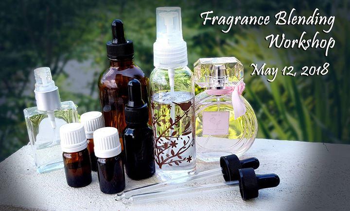 Fragrance Blending Workshop