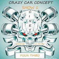 Meeting Crazy car concept Show 1