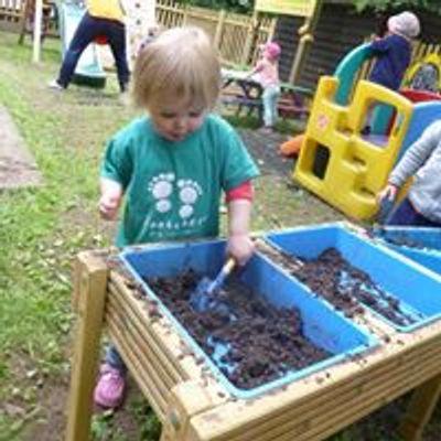 Footsteps pre-nursery