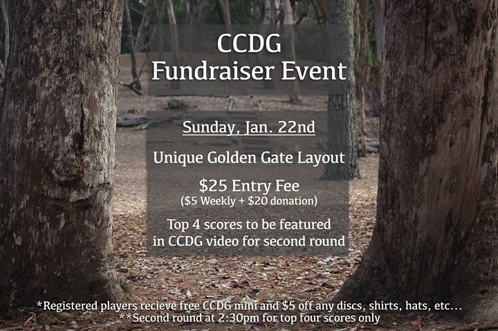CCDG Fundraiser Event