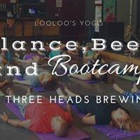 Balance Beers &amp Bootcamp at 3HB