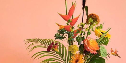 bloomon Workshop 11. April  Augsburg Brauhaus Riegele