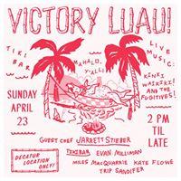 Victory Spring Luau
